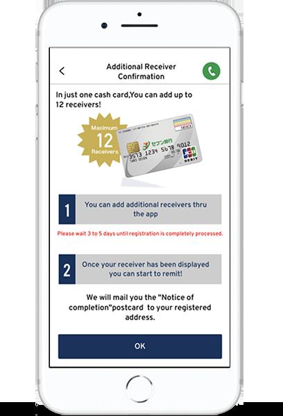 International Money Transfer Service App | International